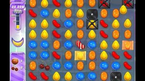 Candy Crush Saga Dreamworld Level 205 No Booster