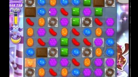 Candy Crush Saga Dreamworld Level 486 (Traumwelt)
