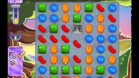 Candy Crush Saga Dreamworld Level 655 (Traumwelt)
