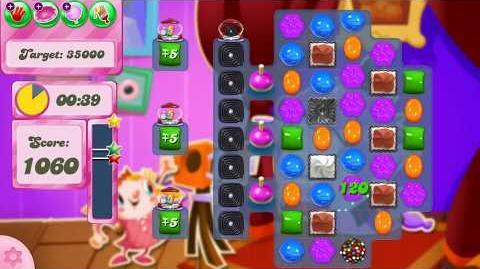 Candy Crush Saga Level 2583 NO BOSTERS