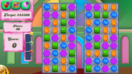 Level 16 mobile new colour scheme (after candies settle)