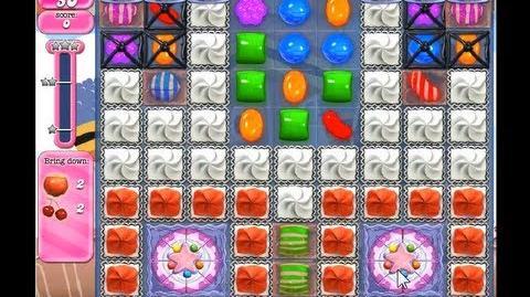 Candy Crush Saga Level 390 ★
