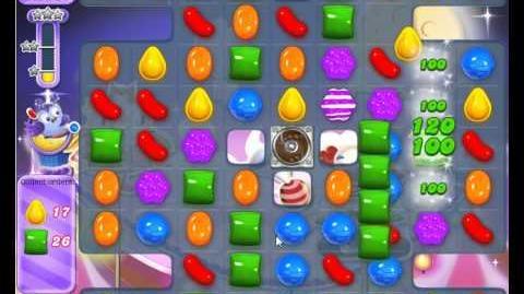 Candy Crush Saga Dreamworld Level 172 (Traumwelt)