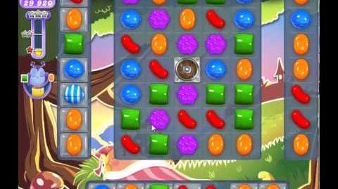 Candy Crush Saga Dreamworld Level 653 (Traumwelt)