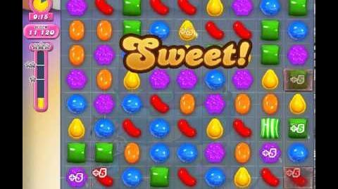 Candy Crush Saga Level 211 - no boosters