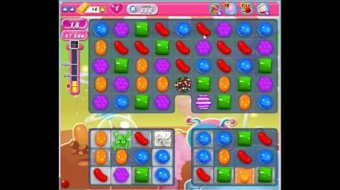 Candy Crush Saga Level 856 No Boosters