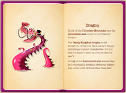 Dragon's particulars