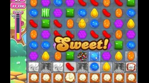 Candy Crush Saga Level 918 No Boosters