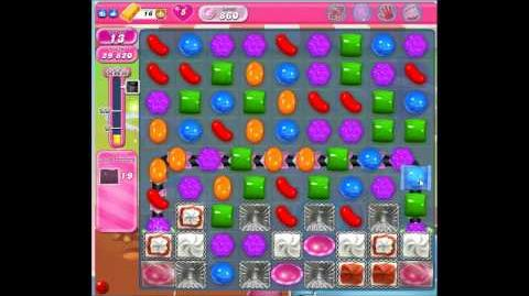 Candy Crush Saga Level 860 No Boosters