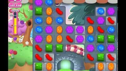 Candy Crush Saga Level 954 (No booster, 3 Stars)