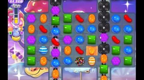 Candy Crush Saga Dreamworld Level 535 (Traumwelt)