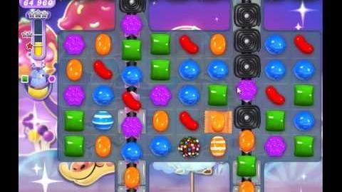 Candy Crush Saga Dreamworld Level 535 (Traumwelt)