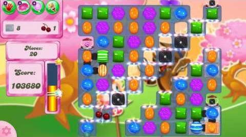 Candy Crush Saga LEVEL 2467 NO BOOSTERS