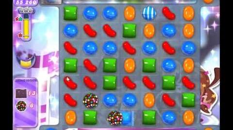 Candy Crush Saga Dreamworld Level 497 (Traumwelt)