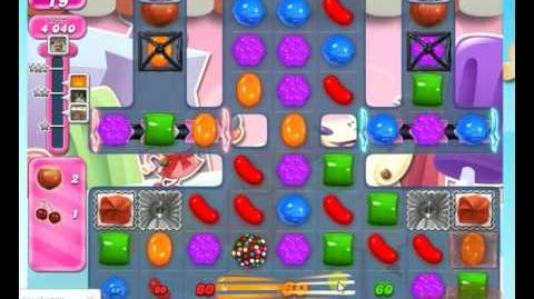 Candy Crush Saga Level 2460