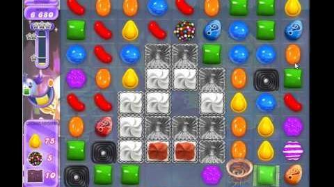 Candy Crush Saga Dreamworld Level 419