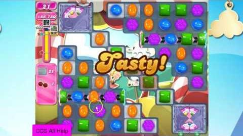 Candy Crush Saga Level 2692 - New version