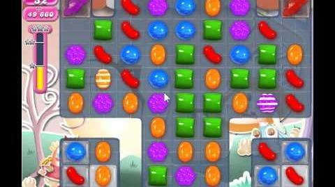 Candy Crush Saga Level 346 - 2 Star - no boosters