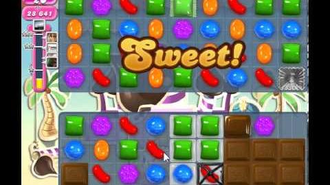 Candy Crush Saga Level 120 - 2 Star - no boosters