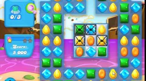 Candy Crush Soda Saga - Level 38