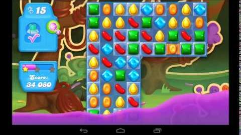 Candy Crush Soda Saga Level 9 - 3 Star Walkthrough