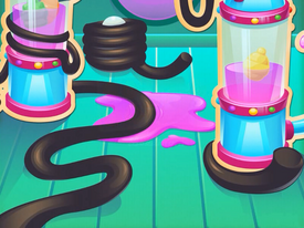 The Candy Factory background