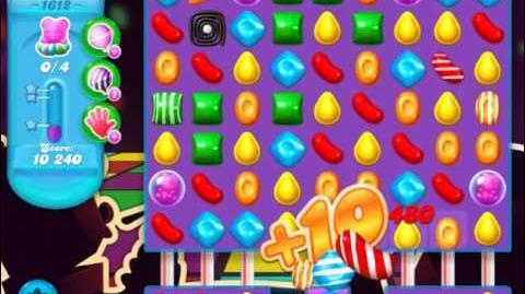 Candy Crush Soda Saga Level 1612