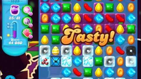Candy Crush Soda Saga Level 1609