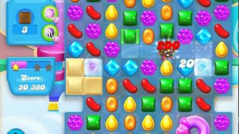Candy Crush Soda Saga Level 296 (3 Stars)