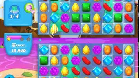 Candy Crush Soda Saga - Level 20