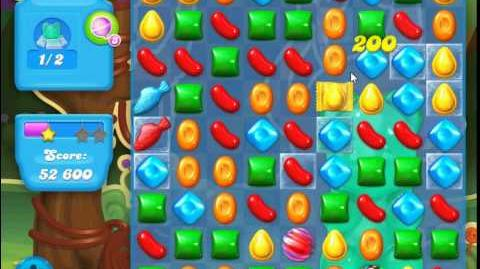 Candy Crush Soda Saga Level 13 (26 moves)