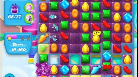 Candy Crush Soda Saga Level 299 (3 Stars)