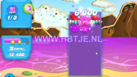 Candy Crush Soda Saga level 16