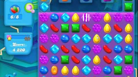 Candy Crush Soda Saga Level 52 (Redesigned, 3 Stars)