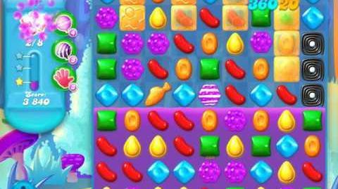 Candy Crush Soda Saga Level 141 (2nd nerfed, 3 Stars)