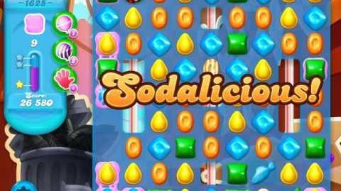 Candy Crush Soda Saga Level 1625 (3 Stars)