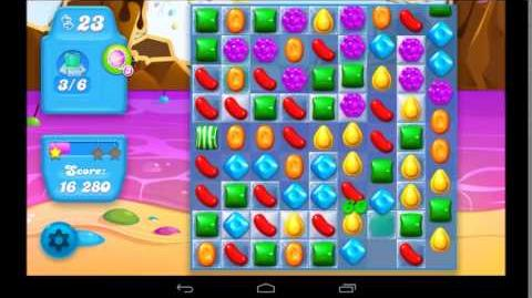 Candy Crush Soda Saga Level 27 - 3 Star Walkthrough