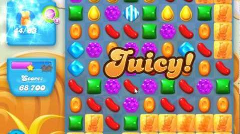 Candy Crush Soda Saga Level 158 (buffed)