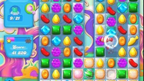 Candy Crush Soda Saga Level 80 (2nd nerfed)