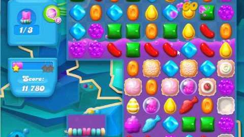 Candy Crush Soda Saga Level 49(3 Stars)