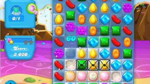 Candy Crush Soda Saga Level 28 (nerfed, 3 Stars)