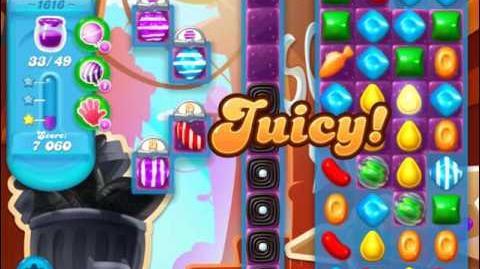 Candy Crush Soda Saga Level 1616