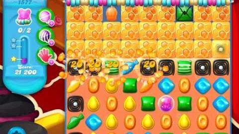 Candy Crush Soda Saga Level 1577
