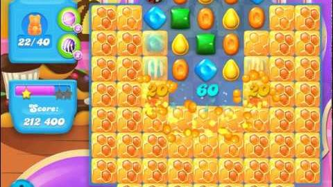 Candy Crush Soda Saga Level 120 (6th version, 3 Stars)