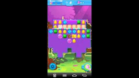 Candy Crush Soda Saga Level 13 (Mobile)