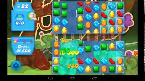 Candy Crush Soda Saga Level 13 - 3 Star Walkthrough