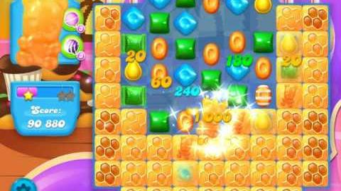 Candy Crush Soda Saga Level 120 (5th version, 3 Stars)