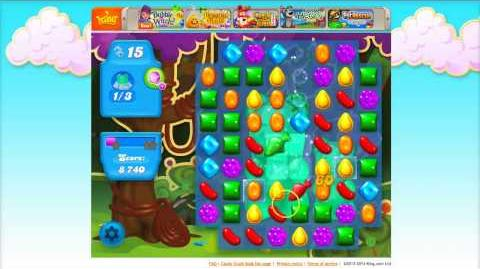 Candy Crush Soda Saga Level 6