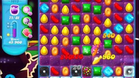 Candy Crush Soda Saga Level 1613 (3 Stars)