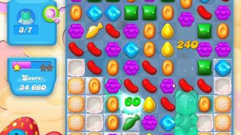Candy Crush Soda Saga Level 40 No boosters